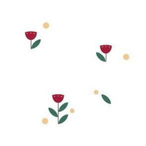 Petals and Gold