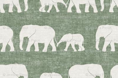 elephants march - sage