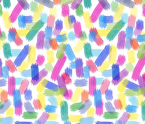 LWK Designs Confetti fabric by lwkdesigns on Spoonflower - custom fabric