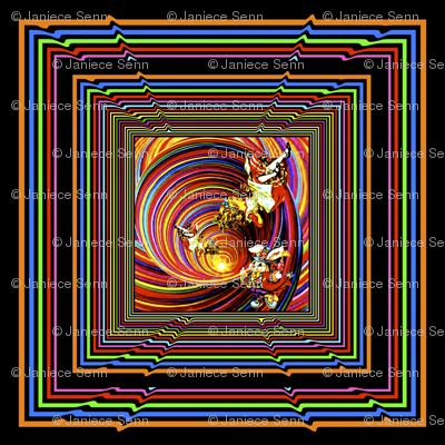 Psychedelic Rabbit Hole