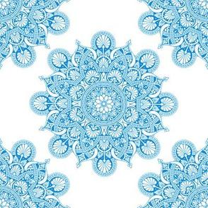 fortune mandala turquoise