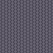 Chevron Diamond White on Grey