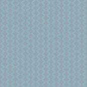 Chevron Diamond- French Blue & Pink