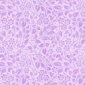Violet Filigree