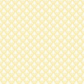 Mini Jacquard - Summer Farm - Straw Yellow