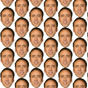 NIC CAGE IS BAE