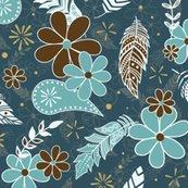 R24sep18-floral-n-feathers-brown-teal-kdz_shop_thumb