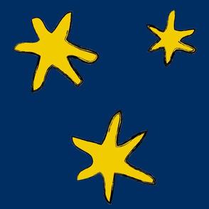 Magic Book Stars Blue