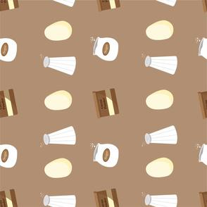 Chocolate Towers Recipe