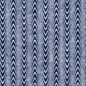 Variegated Chevron Stripe