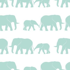 elephants march - mint