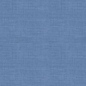 Linen Faded Prussian Blue