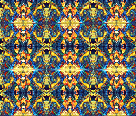 Pattern-87 fabric by shadow-artist on Spoonflower - custom fabric