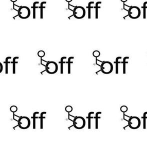 Fu€k Off