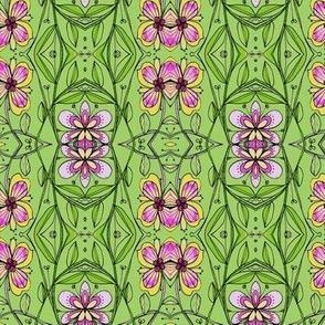 wildflowers-green