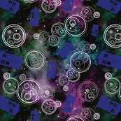 Gallifreyan Galaxy