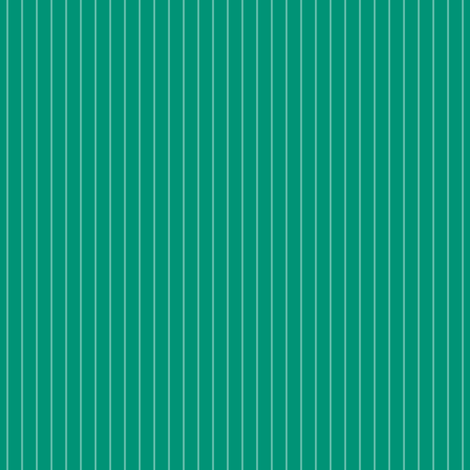 Green Vertical Pin Stripes fabric by elsy's_art on Spoonflower - custom fabric