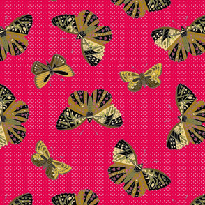 butterflies are free cherry 092518