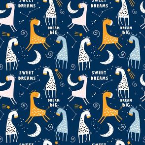 sweta dream giraffe