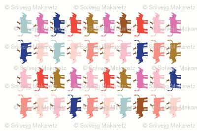 Rhino towel white_Solvejg Makaretz