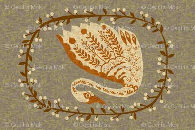 Folk Swan