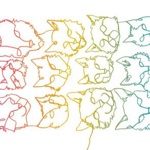 Contour Cats
