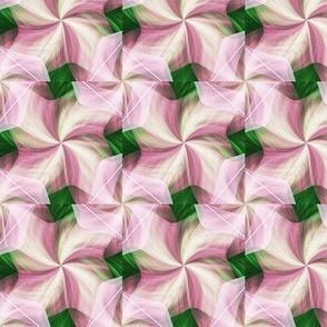 Pink Green Fairy Starburst