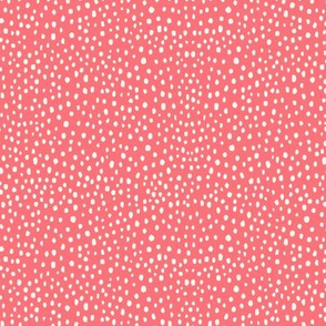 Ditzy Dot in Coral