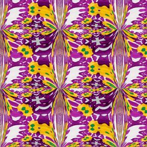 Yellow_ Green _ Purple Asbract  001