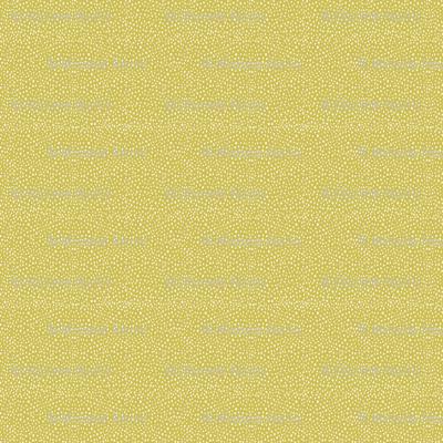 Ditzy Dot in Mustard