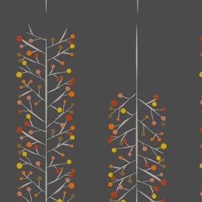 Trees - Stormy Autumn