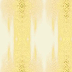 Feather Flame  Stripe- yellow