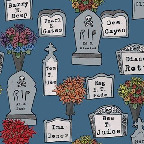 Humorous-Headstones