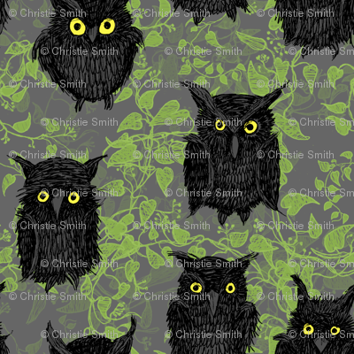 Ominous-Owls