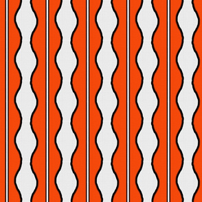 Nemo Inspired Pattern Clown Fish