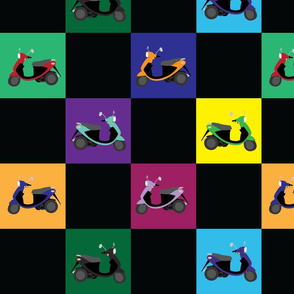 Scooter squares