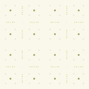 gold squares
