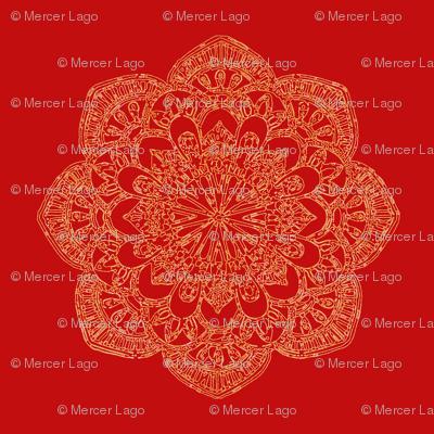 gold medallion on regal red-01