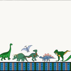 Dinosaurs Border