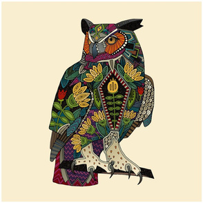 wise owl 18 inch panel