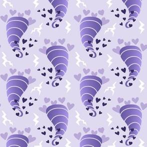 Love Tornado Purple