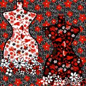 Mannequins Pattern. 05