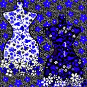Mannequins Pattern. 06