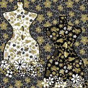 Mannequins Pattern. 07