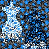 Mannequins Pattern. 09