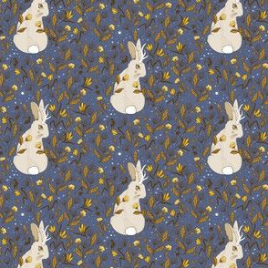 Jackalope Floral, Harvest Colors, Small