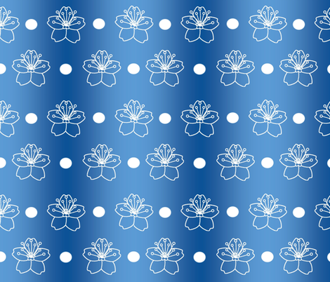 china patterns and polka dots fabric by live&cre8 on Spoonflower - custom fabric