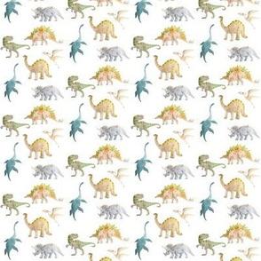 dinosaur mini