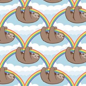 Rainbow Sloths