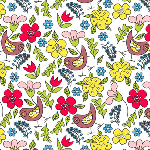 Birds and blooms multicolor-01-ed